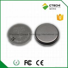 万胜原装扣式电池CR2025