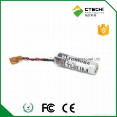 原装进口东芝ER6V/3.6V电池