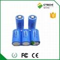 CR123A CR17335 锂电池 2