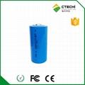 CR123A CR17335 锂电池 3