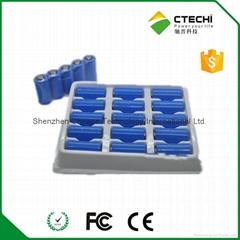 123A CR123A 17335 LITHIUM CR17335 Flashlight battery