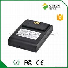 Li-ion battery for Verifone Nurit 8010/8020