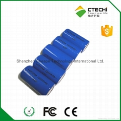 CR123A Battery for Flashlight CR17335 3V