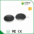 LIR2032 Button Cell Battery rechargeable