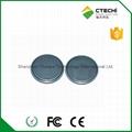 lithium coin cell 3V CR2016 button