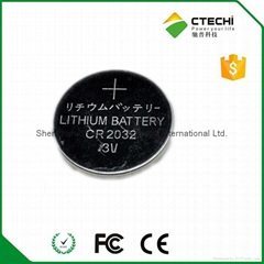 CR2032挂卡电池