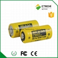 Panasonic PLC battery BR2/3A 3V 1200mah lithium battery