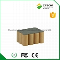 NI-CD SC type 6V 1800mAh rechargeable battery pack