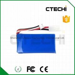 1500mAh RC 25C 2S 7.4v 1500mAh li ion battery pack