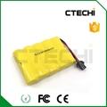 6V Ni-Cd AA 700mAh emergency light battery 3