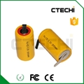 1.2V SC2000mAh rechargeable battery with
