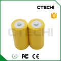 Ni-Cd D Size rechargeable battery 1.2v