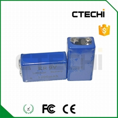 ER9V 1200mAh lithium battery Cylindrical battery