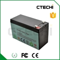 LiFePO4 18650 12.8V 7.5Ah rechargeable