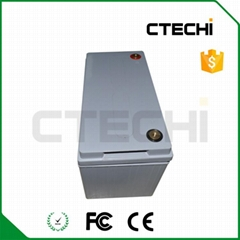 storage ennergy battery pack Lifepo4 12.8V 100Ah