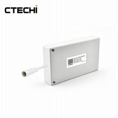 18650 11.1V 2600mAh li-ion battery pack used for heated clothing