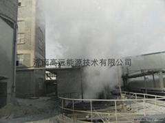 粉煤灰制磚企業餘熱回收裝置