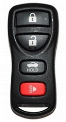 Car Keyless Entry OEM Remoter FOB for Nissan 350