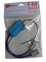 10MHz Radio FM Band EXpander Converter Frequency for Honda