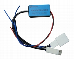 16MHz Radio FM Band EXpander Converter Frequency for Toyota