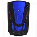 V7 Car Anti Speed Camera Signal Warning Radar Detector