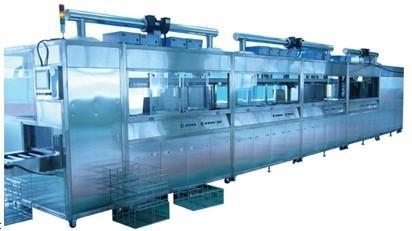 佛山超声波全自动光学系列超声波清洗机 1