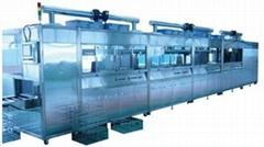 佛山超聲波全自動光學系列超聲波清洗機