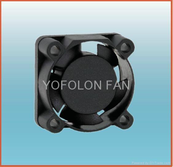 25x25x10mm 5V 12V Mini Cooling Fan 25mm micro dc fan  2