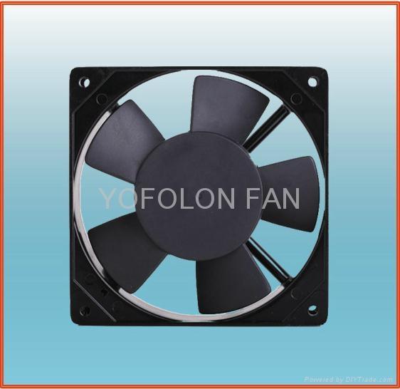 120x120x25mm 120mm AC Cooling Fan 220V/380V AC fan 3