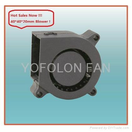 97x97x33mm 12V 24V High flow DC Blower Fan for Car seat cooling blower fan 3