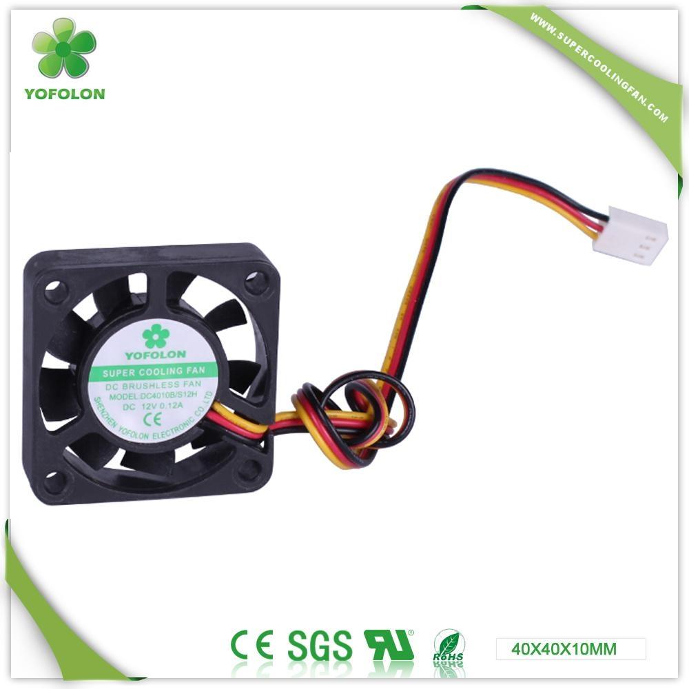 40x40x10mm DC Cooling Fan 12V 24V dc fan  1