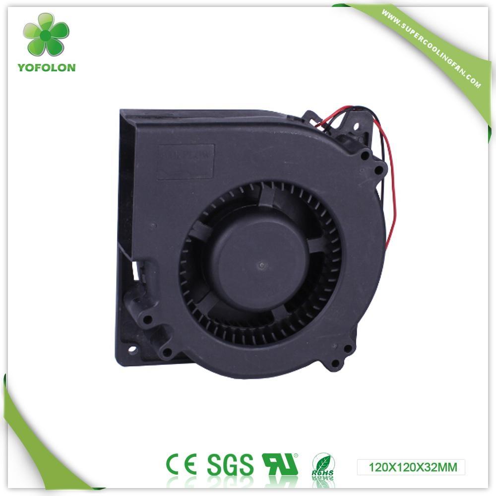 120x120x32mm 12V/24V DC Blower Fan 120mm  blower cooling  fan 2