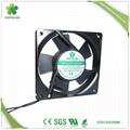 120x120x25mm 120mm AC Cooling Fan 220V/380V AC fan 2