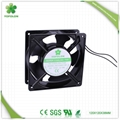 120x120x38mm 220V AC Cooling Fan 120mm 380v AC Motor Fan 2