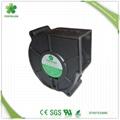 97x97x33mm 12V 24V High flow DC Blower Fan for Car seat cooling blower fan 2
