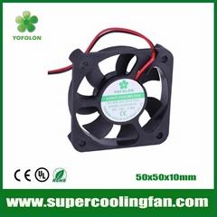 50x50x10mm DC Brushless Fan 12V 24V 50mm dc fan