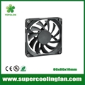 80x80x10mm DC Cooling Fan for LED Board 12v cooling fan  1