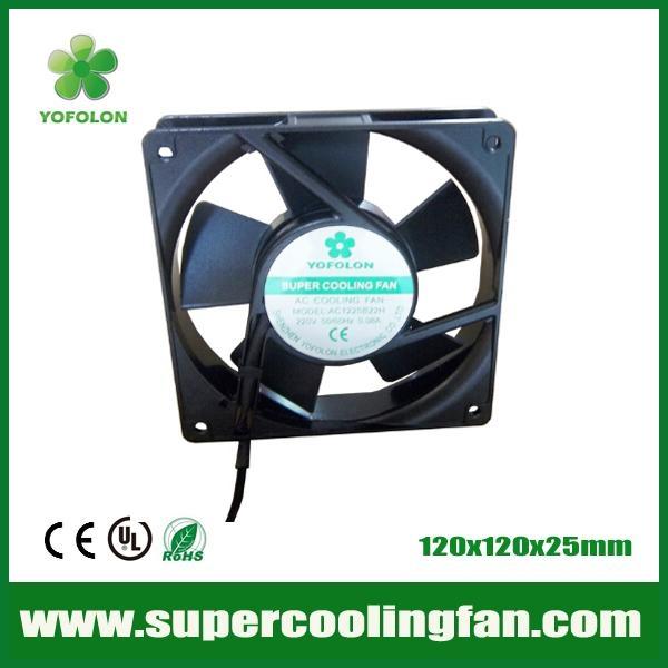 120x120x25mm 120mm AC Cooling Fan 220V/380V AC fan 1