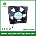 120x120x25mm 120mm AC Cooling Fan 220V