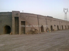 hoffmon kiln for clay brick machine