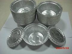 煲仔饭铝箔碗