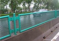 橋梁防落網