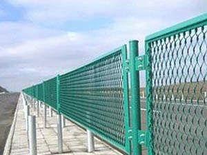 防眩网 公路防眩网  钢板网护栏网 2