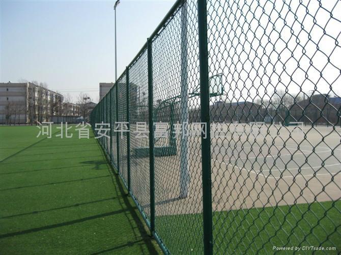球场围栏网  2
