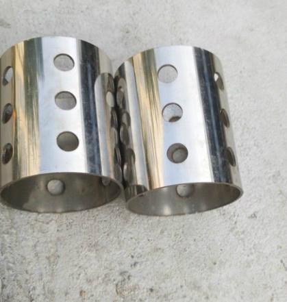 激光鑽孔 304不鏽鋼打孔管 1