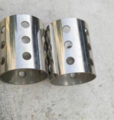 激光钻孔 304不锈钢打孔管