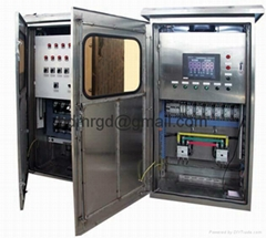 HV Oil Type Transformer Air Cooling Control Panel