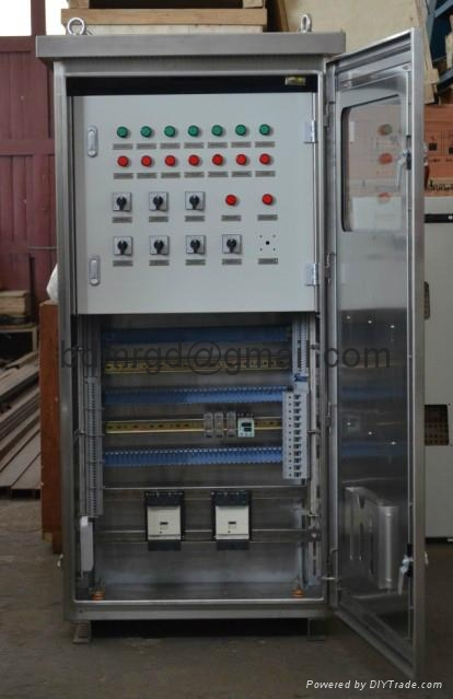 Hv Oil Type Transformer Air Cooling Control Panel Mrd