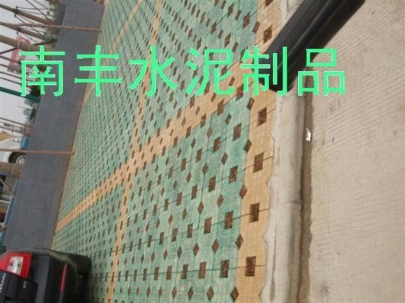 廣西南寧植草磚 2