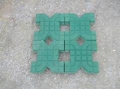 广西南宁绿化生态种草砖